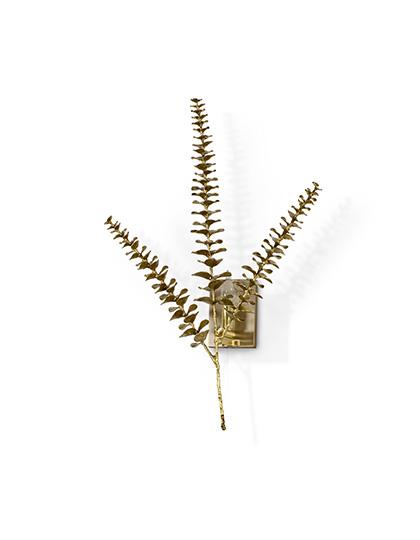 Palecek_Eucalypse-Leaf-Brass-Sconce_Main-1