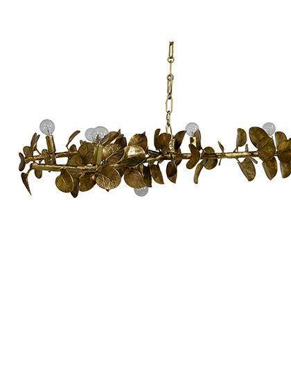 Palecek_Eucalyptus-Leaf-Brass-Chandelier_Main-1