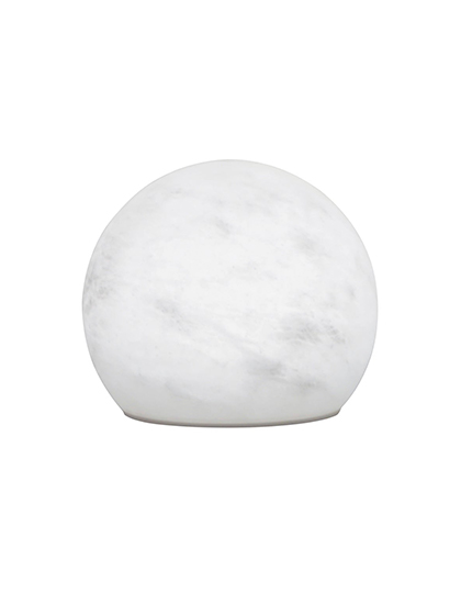 main_cosulich_interiors_and_antiques_products_new_york_design_Bespoke_Italian_Minimalist_White_Alabaster_Moon_Wireless_Round_Table_main