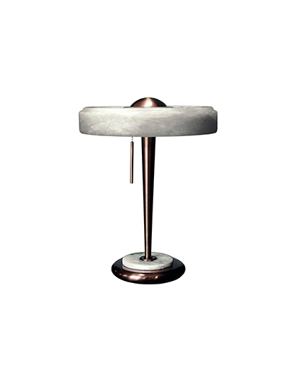 main_cosulich_interiors_and_antiques_products_new_york_design_bespoke_art_deco_design_italian_white_alabaster_bronze_color_round_table_lamp