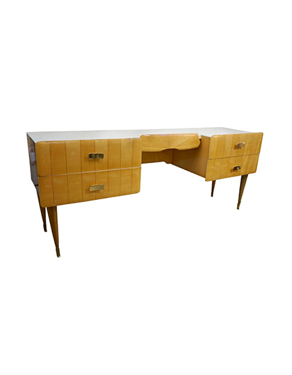 main_cosulich_interiors_and_antiques_products_new_york_design_center_1950s_pier_luigi_colli_vintage_italian_design_cream_honey_ashwood_modern_desk