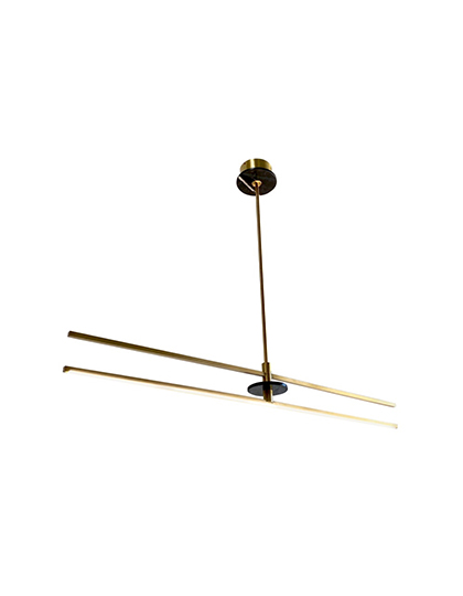 main_cosulich_interiors_and_antiques_products_new_york_design_contemporary_minimalist_geometric_black_marble_satin_brass_chandelier_pendant